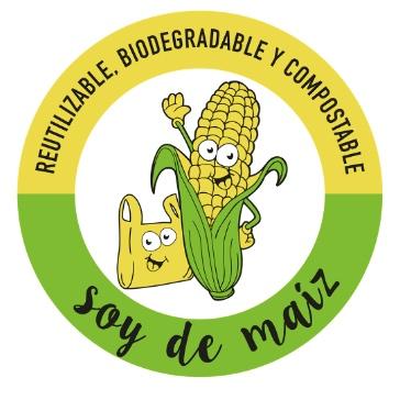 Bolsas de maíz - Soy de Maíz