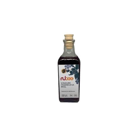 Vinagre de frambuesa miel de productor local delivery entre 30 a 60 minutos