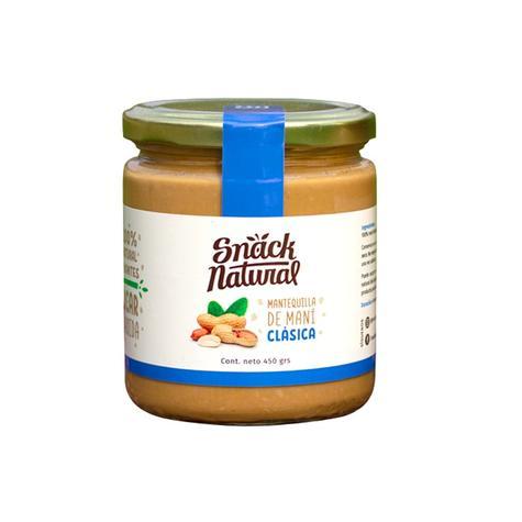 Mantequilla De Maní Clásica 450 Grs 0
