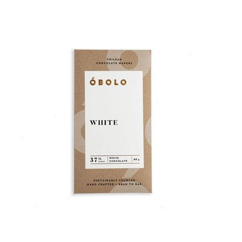 Chocolate óbolo White Chocolate 37% Cacao 80 Grs 0