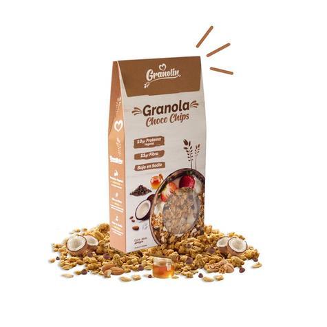 Granola Chocochips 400 Grs 0