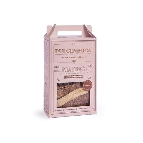 Pita Chip Canela 200 Grs 0