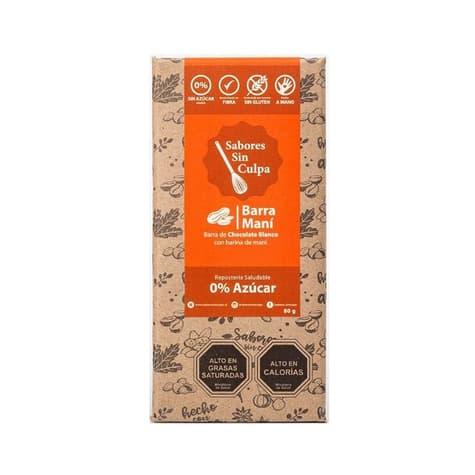 Barra de chocolate blanco vegano de productor local delivery entre 20 y 60 minutos