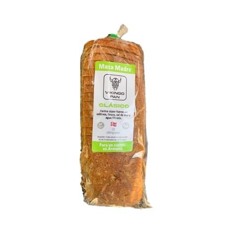 Pan de masa madre de productores locales delivery entre 20 y 60 mintos