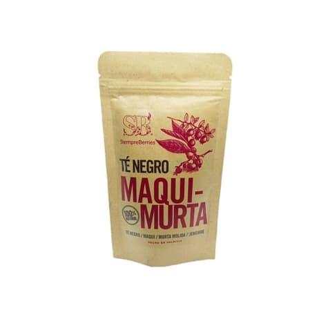 Té negro con maqui y murta de productores locales delivery entre 20 y 60 minutos
