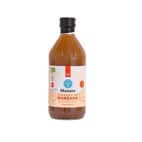 Vinagre De Manzana Orgánico 500 Ml 0