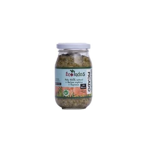 Picado de pollo 100% natural sin preservantes de productor local delivery entre 30 y 60 minutos