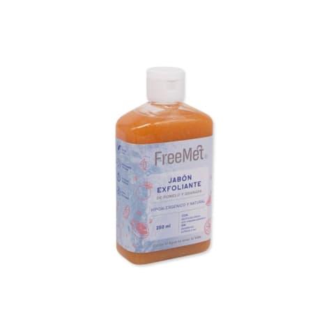 Jabón Exfoliante Natural 250 Ml 0