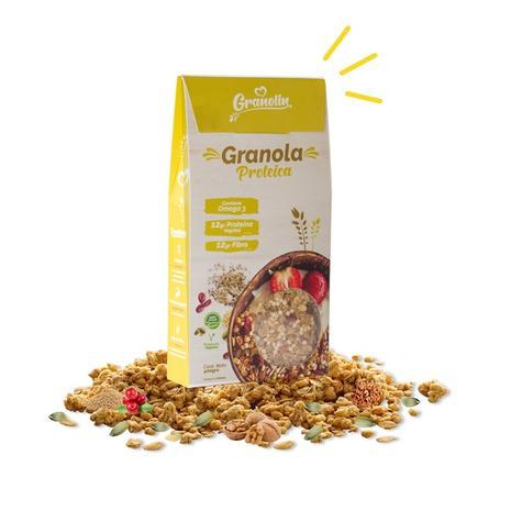 Granola Proteica 400 Grs 0