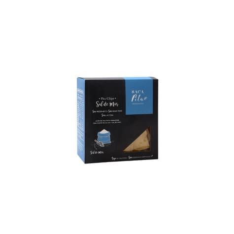 Pita chips sal de mar de productor local delivery entre 30 y 60 minutos
