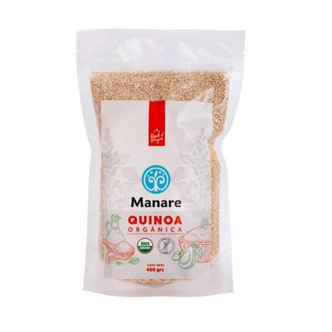 Quinoa Blanca Orgánica 400 Grs 0