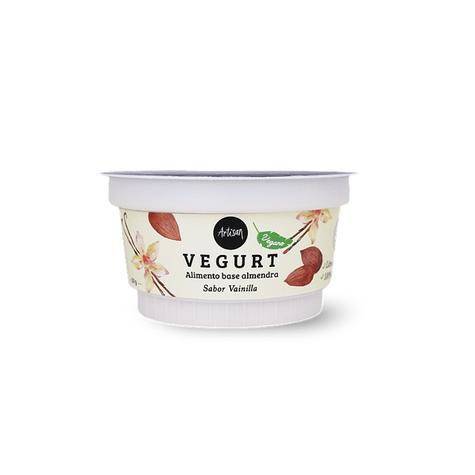 Vegurt Vainilla 150 Grs 0