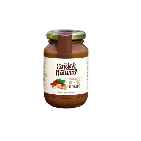 Mantequilla De Maní Cacao 250 Grs 0