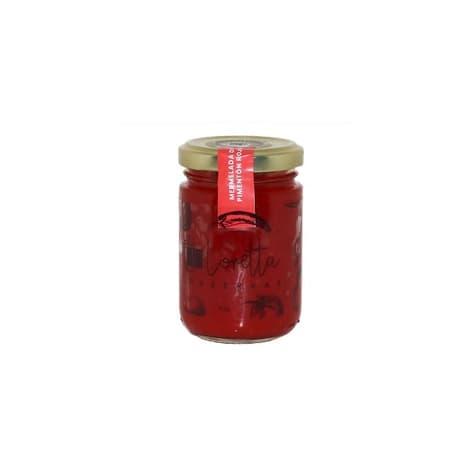 Mermelada de pimentón rojo de productor local despacho entre 30 y 60 minutos