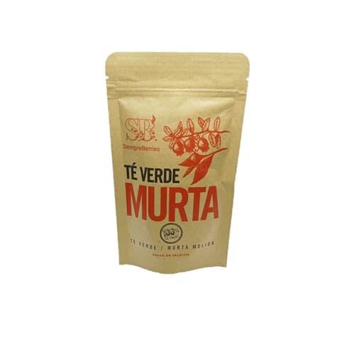 Té verde con murta de productor local delivery entre 20 y 60 minutos