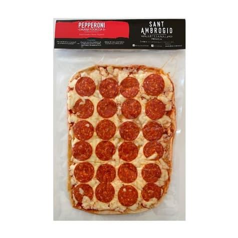 Pizza pepperoni de productor local delivery entre 20 y 60 minutos