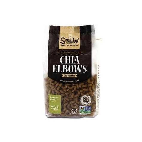 Pasta De Chía Elbows 277 Grs 0