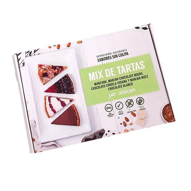 Mix De Tartas 1 Caja 0