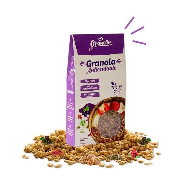 Granola Antioxidante 400 Grs 0