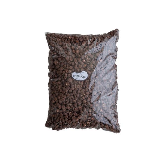 Cereal De Garbanzo En Mitades Con Chocolate Bitter 55% A Granel 0
