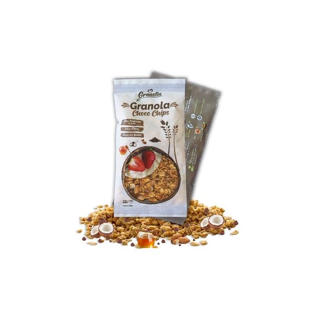 Granola Chocochips Snack 30 Grs 0