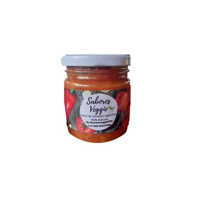 Salsa de tomate de productor local delivery ente 20 y 60 minutos