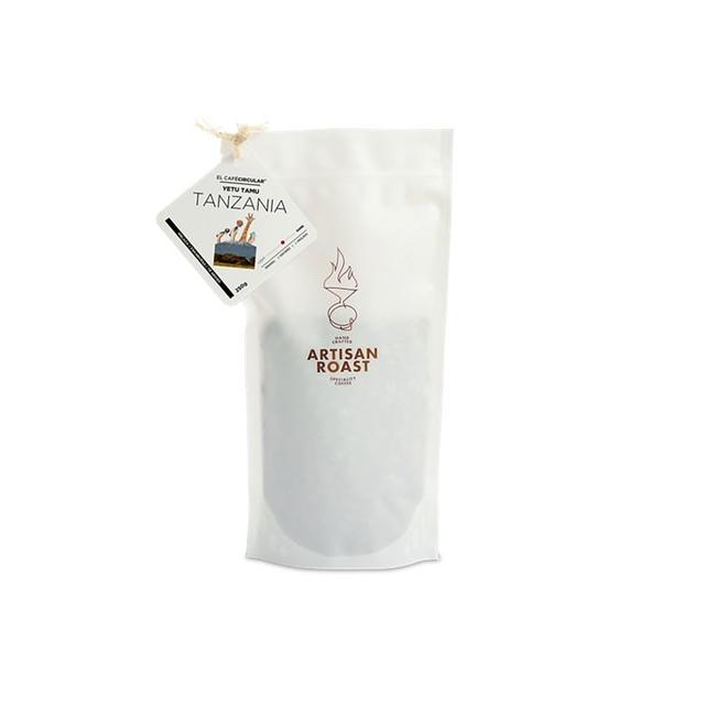 Café Tanzania Molido 250 Grs 0