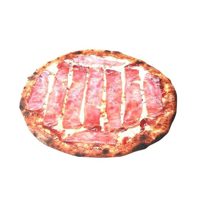 Pizza Jamón 2 3 Personas 0