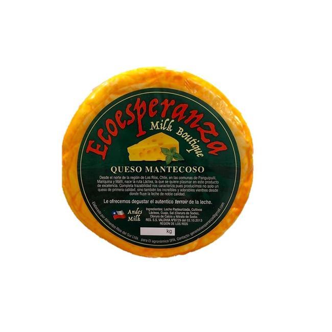 Queso Mantecoso Premium de productor local delivery entre 20 y 60 minutos