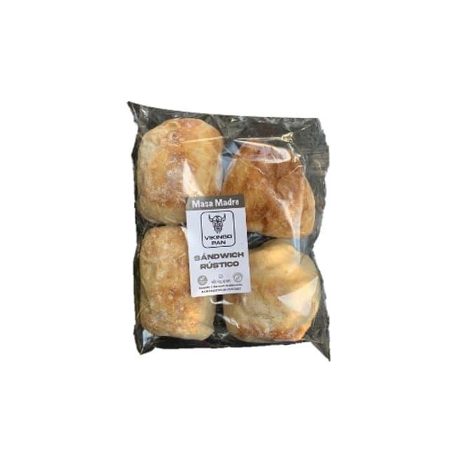 Pan de masa madre de productores locales con delivery entre 20 y 60 minutos