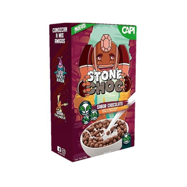 Cereal Saludable Stone Choc 300 Grs 0