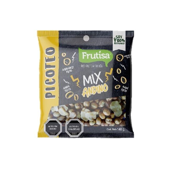 Mix de frutos secos 140 gramos de productor local despacho entre 30 y 60 minutos