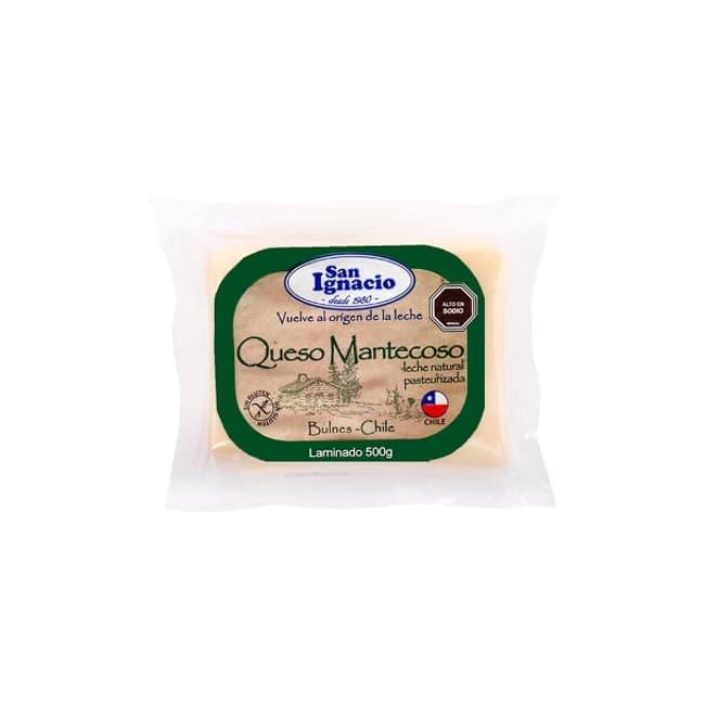 Queso mantecoso laminado artesanal de productor local despacho entre 30 y 60 minutos