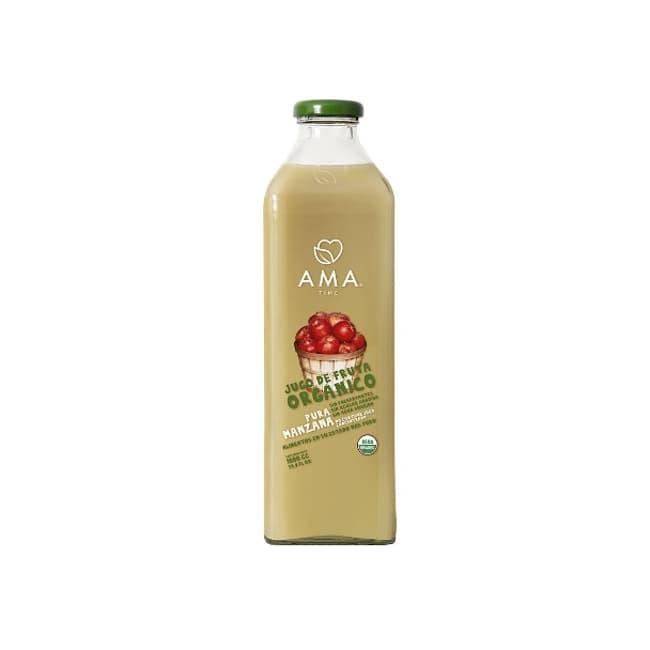 Jugo de manzana orgánico de productor local despacho entre 30 y 60 minutos