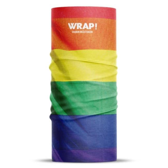 Bandana multifuncional hechas con material reciclado pride