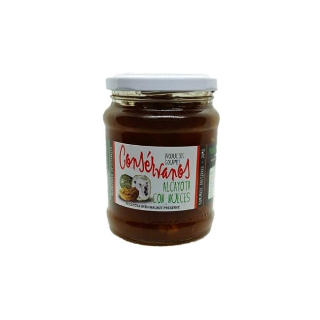 Mermelada de alcayota y nueces de productor local delivery entre 20 y 60 minutos
