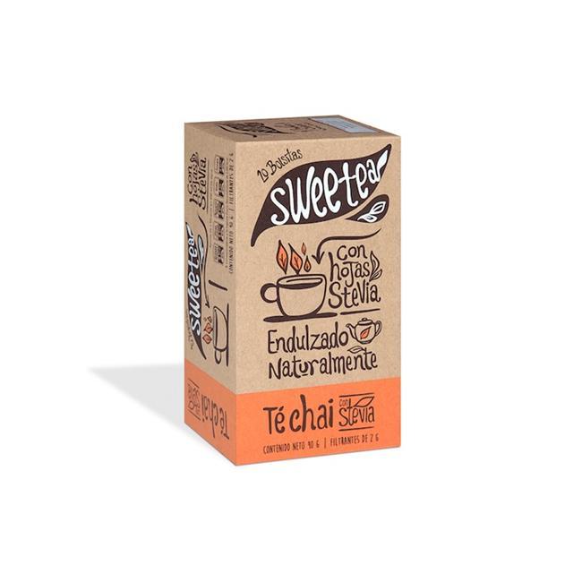 Té Sweetea Chai 20 Bolsitas 0