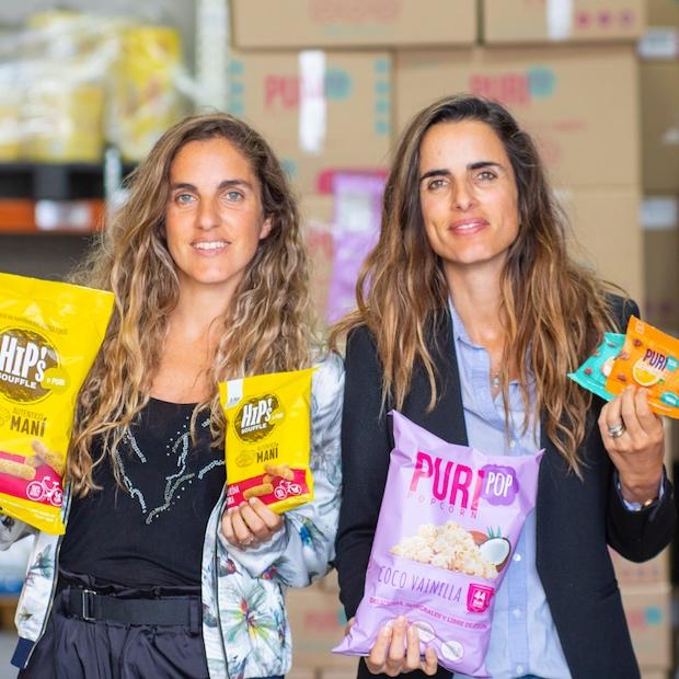 Snacks libres de culpa - Puri Snacks