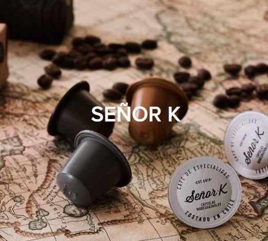 Café - Señor K